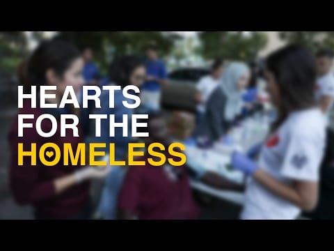 Your change makes a change! Donate to Hearts For Homeless International Today!